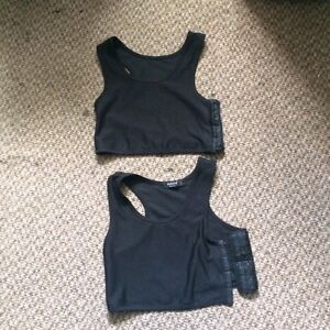 Used Chest Protectors/Binders