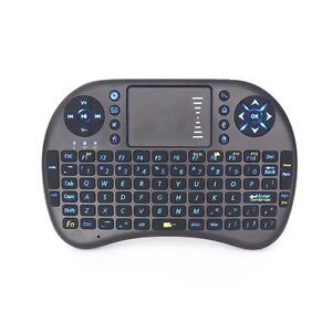 Mini Wireless Keyboard 2.4 GHz With LED Backlight