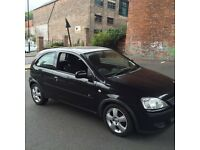 VAUXHALL CORSA 1.2 FULL MOT 2005. CHEAP