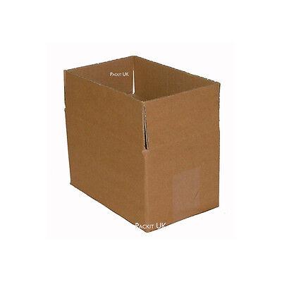 20 Postal Storage Cardboard Boxes 7.9 x 4.9 x 4.4