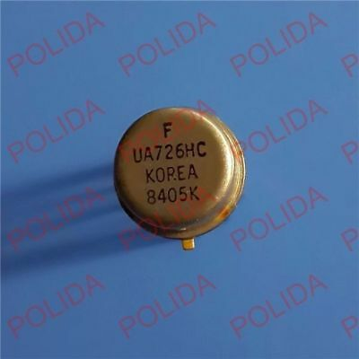 1pcs Controlled Differential Preamplifier Ic Fairchild To-100 Can-10 Ua726hc