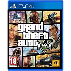 GTA V PS4 trade for Xbox one games or sell