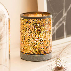 Scentsy Gold Crush Lampshade Warmer
