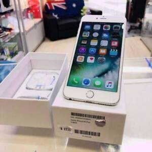 Genuine iPhone 6S Plus 32gb Silver Apple Warranty Unlocked Invoic Surfers Paradise Gold Coast City Preview