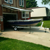 2005 STARCRAFT 14FT DEEP V LIKE NEW MINT CONDITION