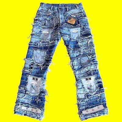9245570c69fb Lot post 100 x Ticila Seven Star Jeans W L 29 30 31 32 34 36