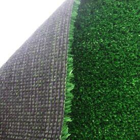 10ft diameter trampoline / circular astroturf mat