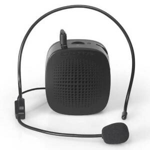5W Multi-function Portable Voice Amplifier Speaker with Wired Mic Doveton Casey Area Preview