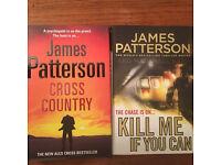 2 Hardback Alex Cross Novels