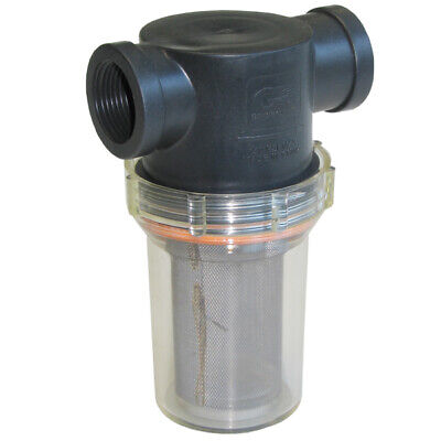 General Pump Clear Bowl Filter 1-14 For Pressure Washer