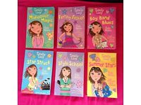 Totally Lucy Books 1-4, 6,7