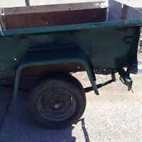 4/6trailer for sale