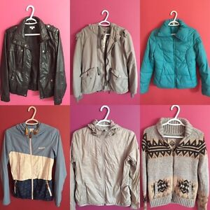 Pre Loved Jackets