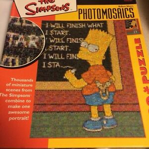 The Simpsons Jigsaw Puzzle   London Ontario image 1
