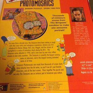 The Simpsons Jigsaw Puzzle   London Ontario image 2