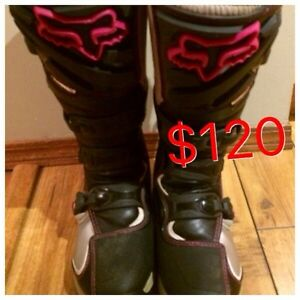 Woman's Fox Comp 5 boot Strathcona County Edmonton Area image 1