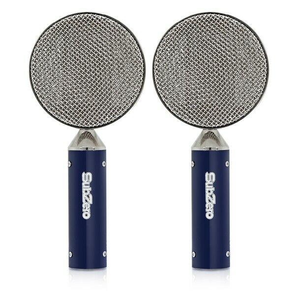 SubZero R1 Ribbon Microphone Matched Pair
