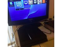 PS4 WITH 5 GAMES ; BOXED