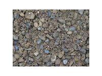 Mot type 1 bulk load 10 ton gravel aggregate
