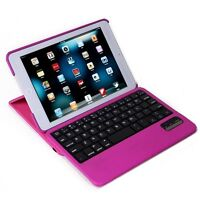 360° Rotating Removable Bluetooth Keyboard IPad mini Case