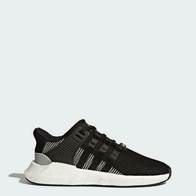 ADIDAS EQT SUPPORT 93/17 BLACK/WHITE