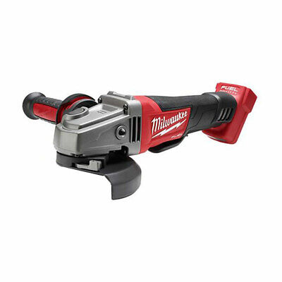 Milwaukee 2780-20 M18 FUEL 4-1/2 Cordless Grinder Paddle Switch NoLock Brushless