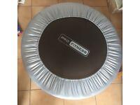 Pro Fitness Trampette - sports trampoline
