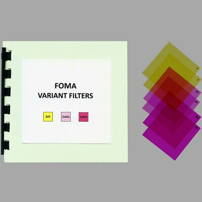 FOMA VARIANT FILTERS Correction Filters for Control Contrast