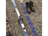Men's Ski Equipment