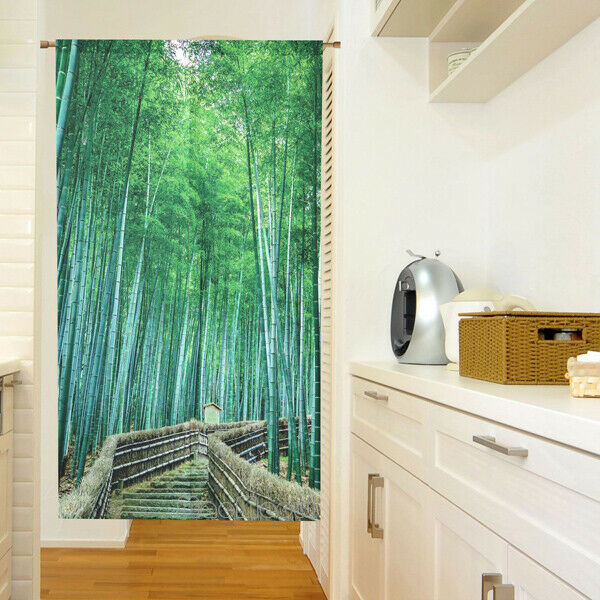 SK Studio Giapponese Noren Doorway Curtain Tapestry Panel Room Divisore Home Decoratio Cinese di Buon Auspicio Style 1 25.59x35.43inch 65x90cm
