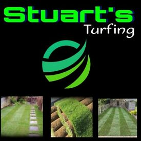 Stuarts turfing