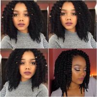 TRESSES AFRICAINE , Crochet BRAID , RALLONGE