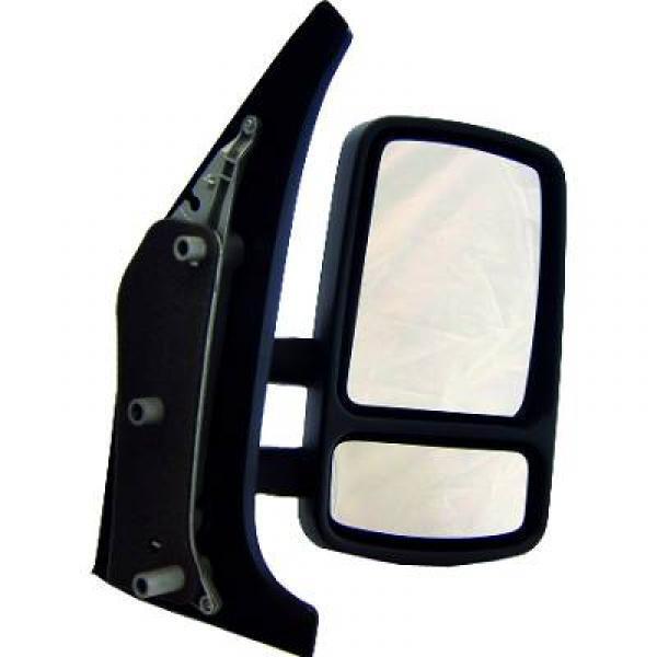 Spiegel linker Tür Rückpiegel RENAULT MASTER 96-03 arm 60mm