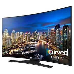 SAMSUNG 55INCH 4K CURVED SMART LED TV ------ NO TAX DEAL