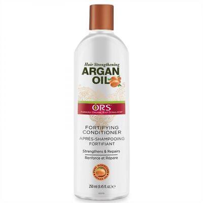 - ORS Argan Oil Fortifying Conditioner Hair Strengthening Repair Moisturize 8.45oz