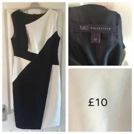 M&S dress size 12