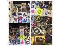 Metal Spinners From £5.00 ( All Spinners Are Limited In Stock)