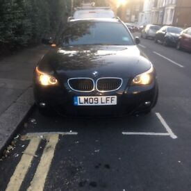 BMW 520d M Sport Business edition 2009 fully loaded Bargain !!!!!!