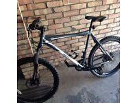 Dimond back mounting bike