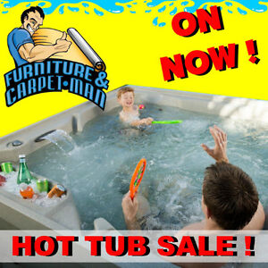 NEW HOT TUBS !! - IN STOCK !!