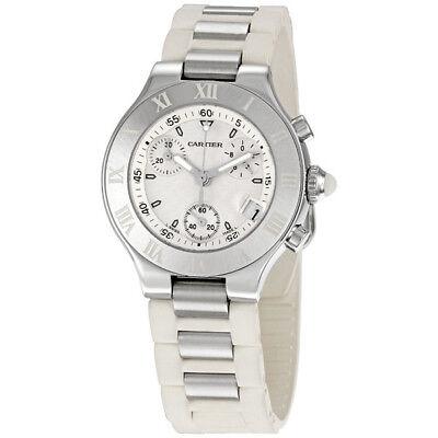 Cartier 21 Chronoscaph Unisex Watch W10197U2