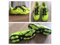 Adidas Football Boots -Size 3