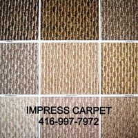 WALL TO WALL CARPET & INSTALLATION SERVICE * STAIRS & RUNNERS