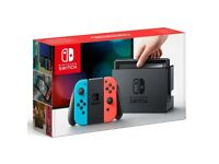Brand New Nintendo Switch Boxed With One Game. Splatoon 2