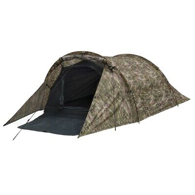 MTP Camouflaged Blackthorn 2 Tent 2 Person Hooped Bivi Shelter Fishing Outdoor