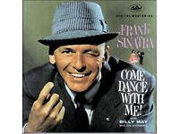 FRANK SINATRA COME DANCE WITH ME 1987 CD