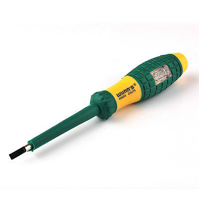Electrical Tester Pen 220v Screwdriver With Voltage Test Power Detector Probe