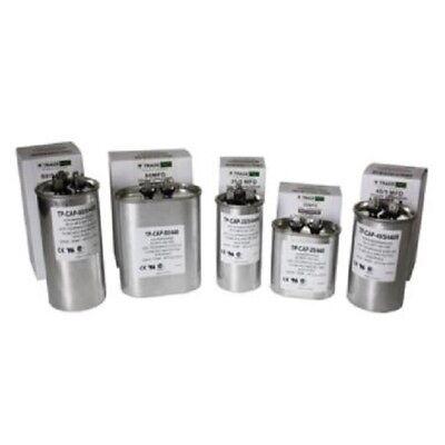 30 35 40 45 50 55 60 70 80 5 7.5 Mfd Uf Dual Run Capacitor 370 440 Vac Tradepro