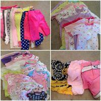 Baby Girl Clothing Bundle