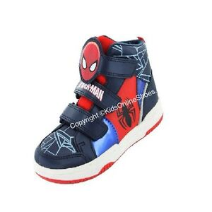 Spiderman Hi Tops- other characters as well! Jilakin Kulin Area Preview